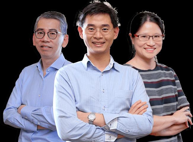 đội ngũ bác sĩ Singapore