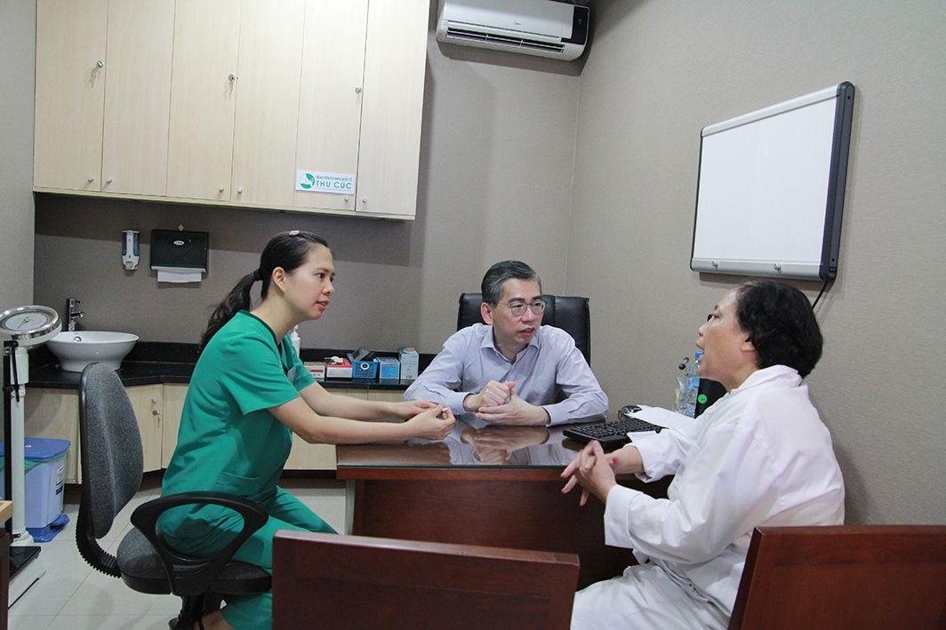 Bệnh án ung thư phổi ghi ung thư phổi tế bào nhỏ