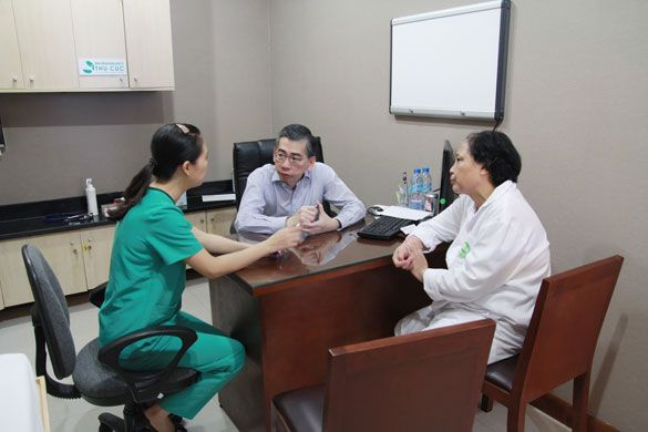 Nguyên nhân ung thư phổi và cách điều trị