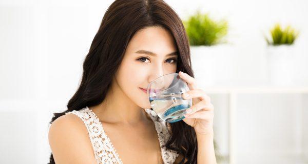 thường xuyên bổ sung nước cho cơ thể