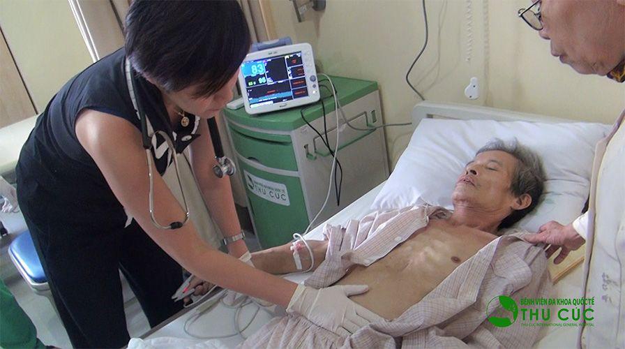 Bệnh viện ung bướu Singapore đặt tại Thu Cúc