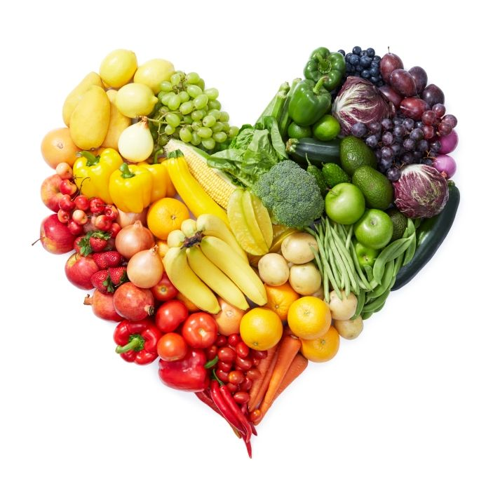 love fruit and vegetable