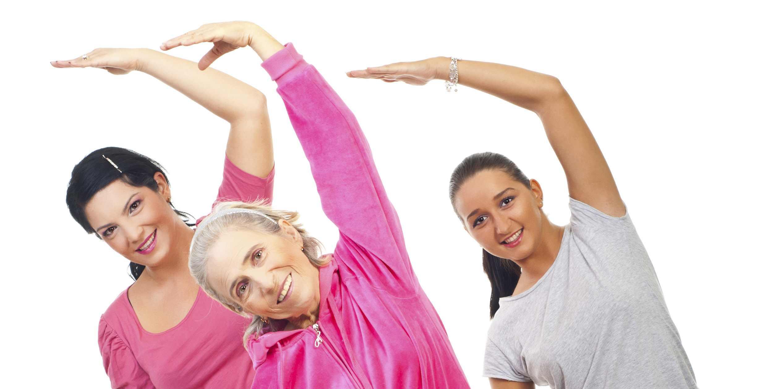 Thường xuyên tập thể dục sẽ làm giảm nguy cơ ung thư vú.