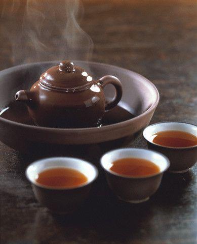 Không nên uống trà ở nhiệt độ quá cao