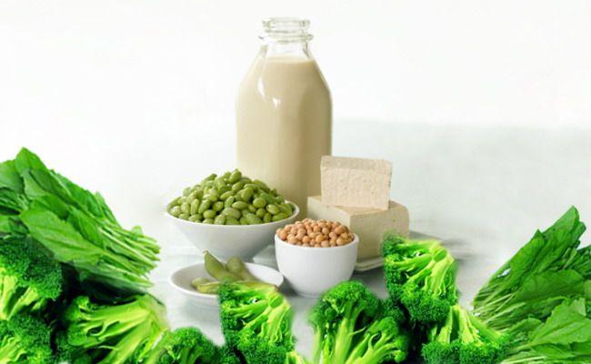 Chế độ ăn nhiều rau và thực phẩm từ đậu nành giảm nguy cơ ung thư buồng trứng