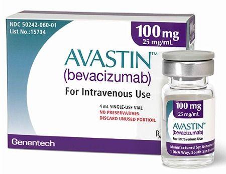 Thuốc chống tạo mạch Avastin