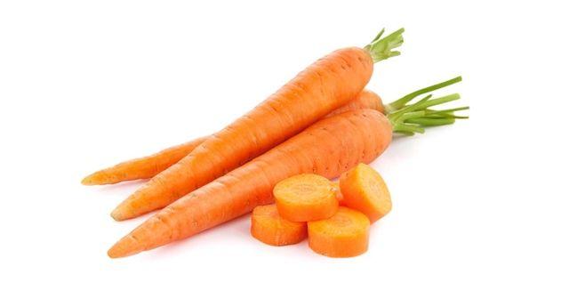Cà rốt chưa nhiều beta-carotene giúp ngừa ung thư dạ dày hiệu quả.