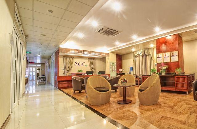Khoa Ung Bướu - Singapore tại Bệnh viện Thu Cúc.