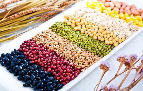 Tinh bột từ ngũ cốc nguyên hạt rát tốt cho bệnh nhân ung thư dạ dày.
