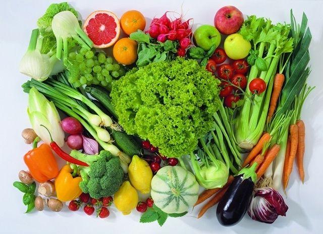 Chế độ ăn nhiều rau, củ, quả giúp phòng tránh nhiều bệnh ung thư.
