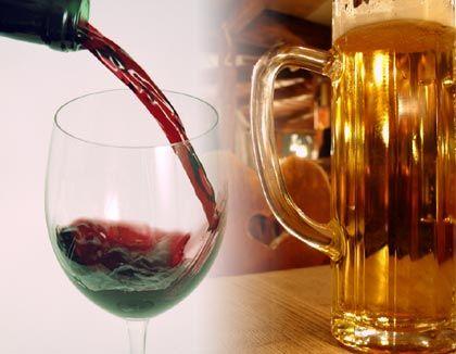 Rượu là một trong các tác nhân hàng đầu gây ung thư.