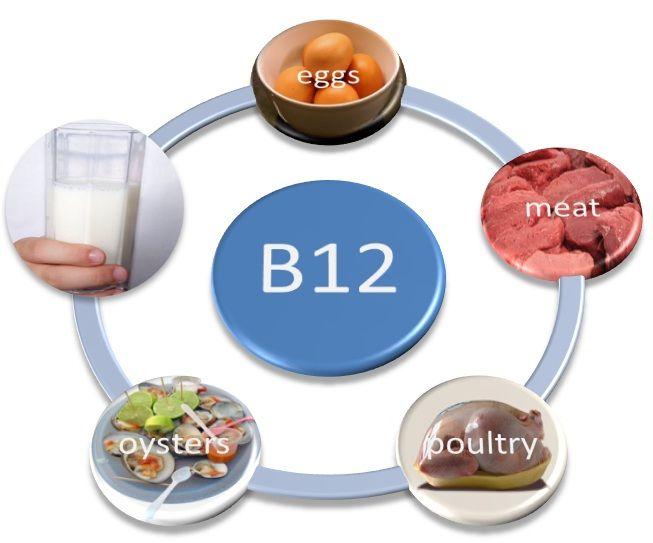 Mối liên hệ giữa vitamin B12 và ung thư