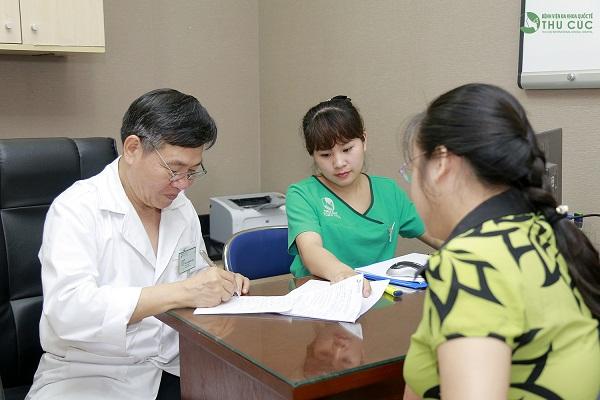 xét nghiệm Pap Smear
