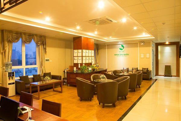 Khoa Ung bướu – Phòng khám Chuyên gia Singapore tại Bệnh viện Đa khoa Quốc tế Thu Cúc ngày càng khẳng định thương hiệu, là lựa chọn của nhiều người bệnh.