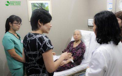 Ung thư vú giai đoạn muộn – Điều trị thành công