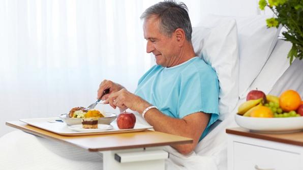 Bị ung thư thực quản nên ăn gì?