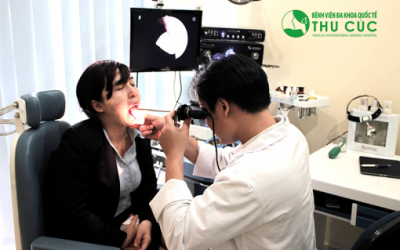 Xét nghiệm sớm ung thư vòm họng