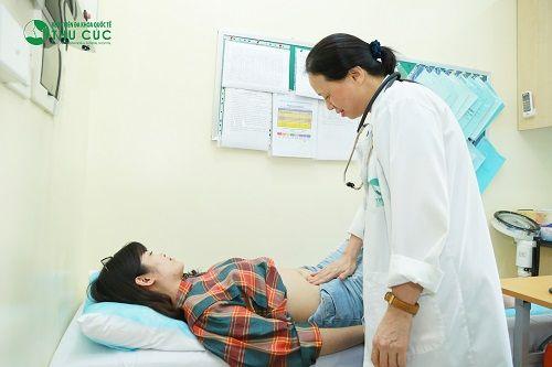 Người bệnh cần đi khám để bác sĩ chẩn đoán chính xác tình trạng bệnh và có biện pháp chữa trị phù hợp