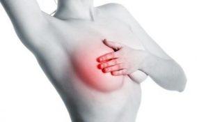 Vú bị sưng đau – nguyên nhân?