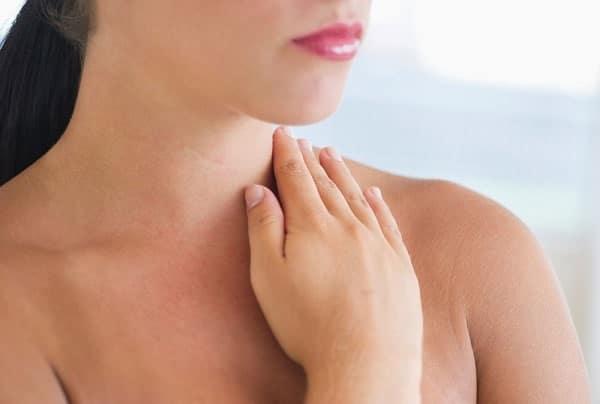 Hạch ở cổ là dấu hiệu của bệnh gì?