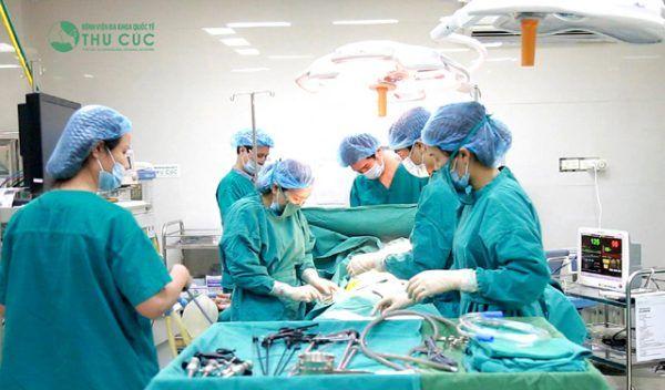 Phẫu thuật nội soi thông tắc vòi trứng là một trong những phương pháp giúp khắc phục tình trạng tắc vòi trứng ở chị em