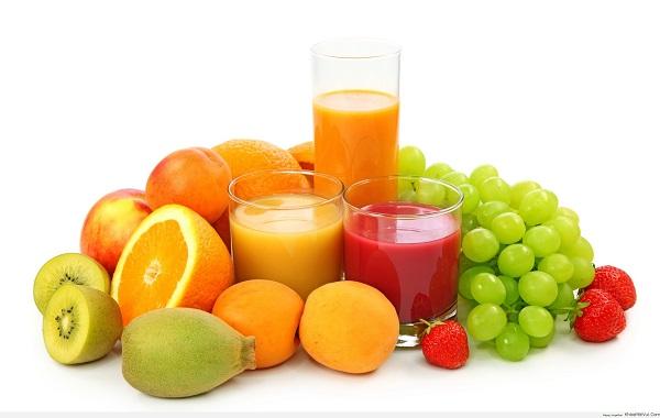 Các loại sinh tố trái cây cũng rất tốt cho người ung thư lưỡi