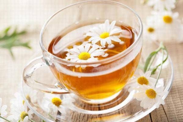 Uống trà hoa cúc khi bị trào ngược dạ dày cũng giúp cải thiện triệu chứng bệnh