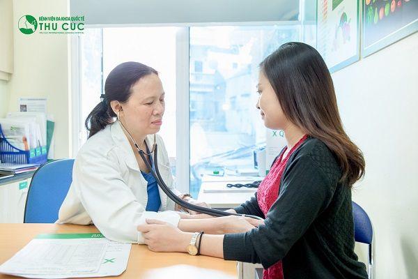 Bệnh viện Thu Cúc được nhiều người bệnh tin tưởng tìm đến khám chữa bệnh