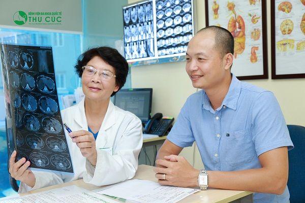 Người bệnh cần đi khám và tuân thủ theo đúng chỉ định của bác sĩ
