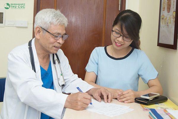 Người bệnh cần tuân thủ theo phương pháp điều trị của bác sĩ để loại bỏ sớm bệnh