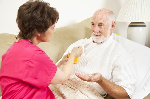 Người bệnh cần ăn uống đúng cách giúp cải thiện nhanh chóng tình trạng sức khỏe