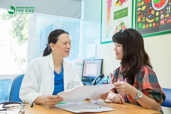 Người bệnh cần theo dõi tình trạng sức khỏe và tái khám định kỳ để điều chỉnh đơn thuốc chữa bệnh phù hợp