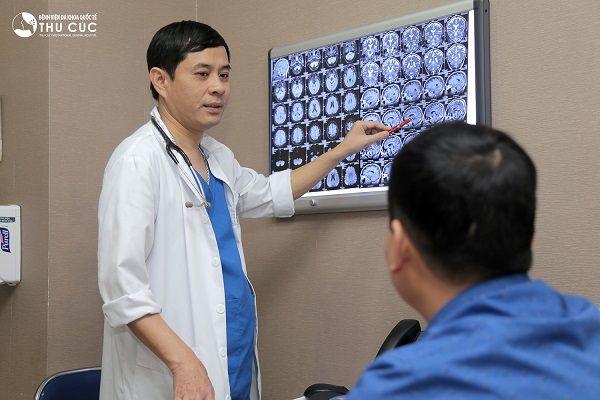 Người bệnh cần đi khám để bác sĩ chẩn đoán chính xác tình trạng sức khỏe để có biện pháp điều trị hiệu qủa