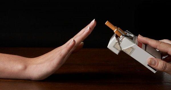Không hút thuốc lá cũng là một cách phòng ngừa ung thư dạ dày hiệu qủa