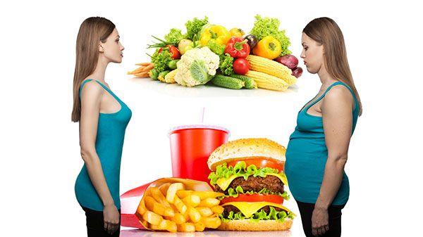 Chế độ ăn uống đúng cách và duy trì cân nặng hợp lý rất cần thiết để đảm bảo cơ thể khỏe mạnh