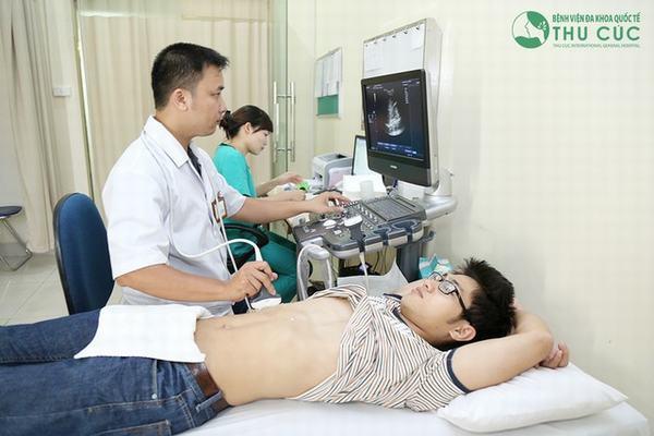Nhiều người lựa chọn bệnh viện Thu Cúc để khám sức khỏe