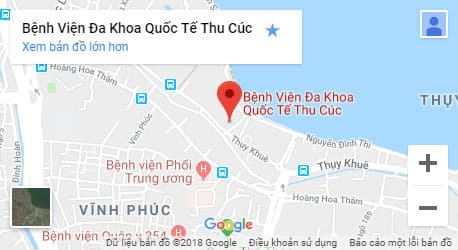 Bệnh viện Thu Cúc