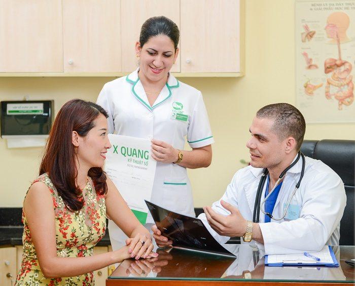 tầm soát ung thư cổ tử cung giá bao nhiêu