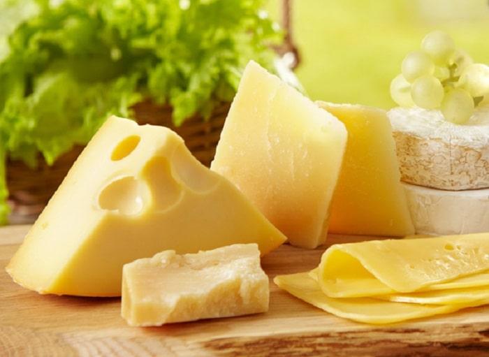 thực phẩm gây nguy cơ ung thư phổi