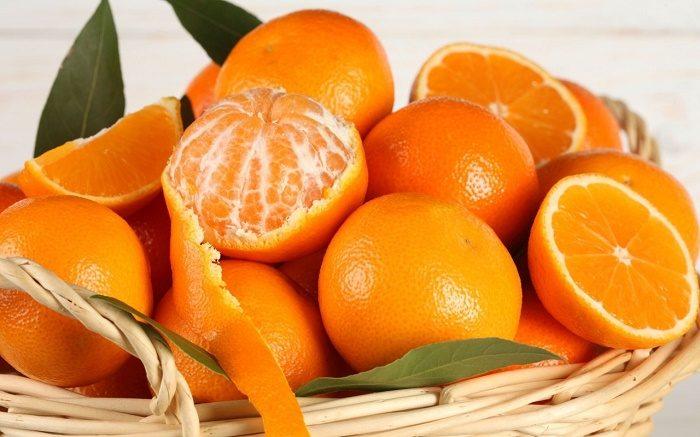 Bưởi, quýt, cam, chanh: giàu vitamin C và beta-cryptoxanthin