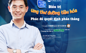 TVTT – Điều trị ung thư đường tiêu hóa – Phác đồ quyết định phần thắng