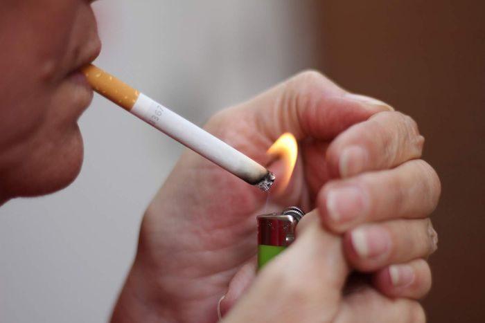 85-90% các ca ung thư phổi có liên quan tới thuốc lá