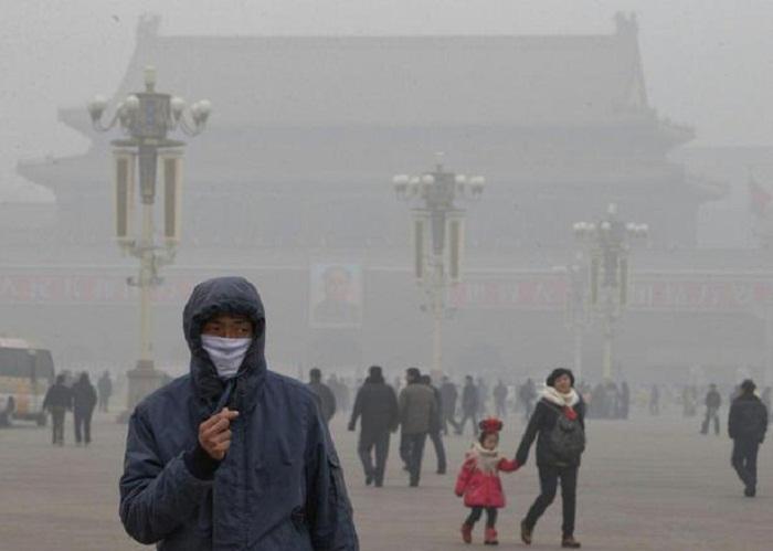 Ô nhiễm không khí gây ung thư phổi