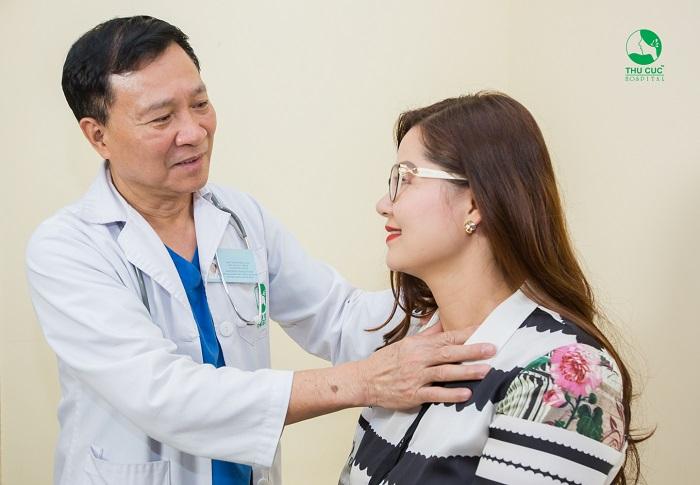 Khi nào nên tầm soát ung thư vòm họng 1