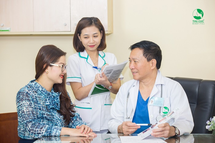 Những triệu chứng ung thư phụ khoa bạn cần biết 3
