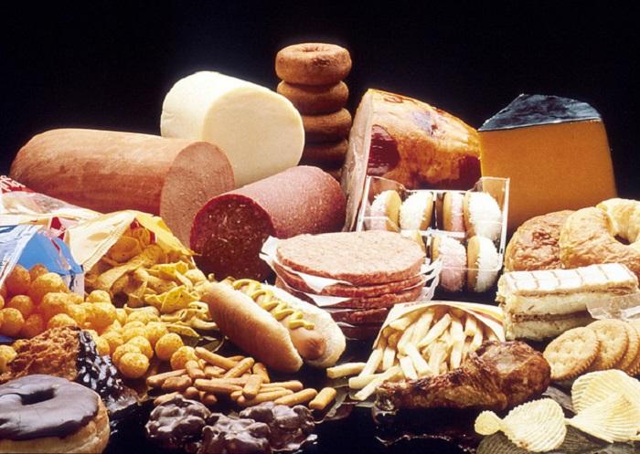 Ăn nhiều chất béo có liên quan đến ung thư phổi 1