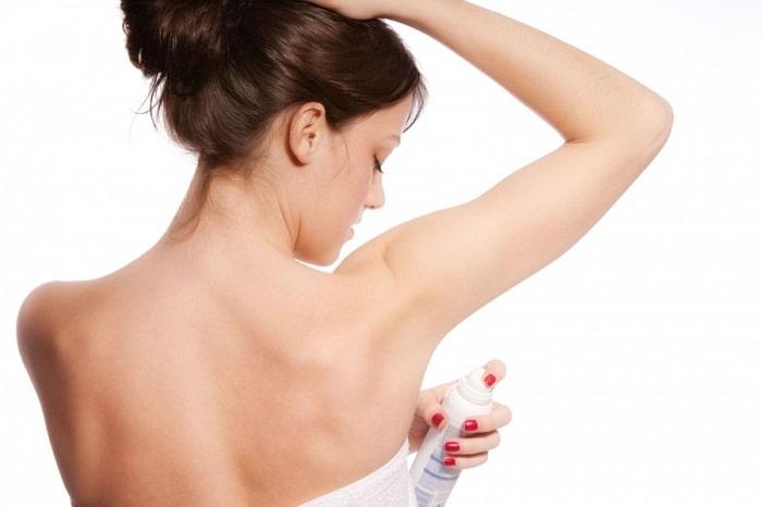 Chất khử mùi cơ thể có gây ung thư vú 1