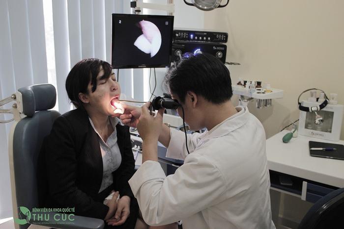 Khám tầm soát ung thư vòm họng được khuyến khích thực hiện để phát hiện sớm bệnh nếu có (ảnh minh họa)