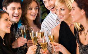 Tiệc tùng triền miên: coi chừng ung thư gõ cửa