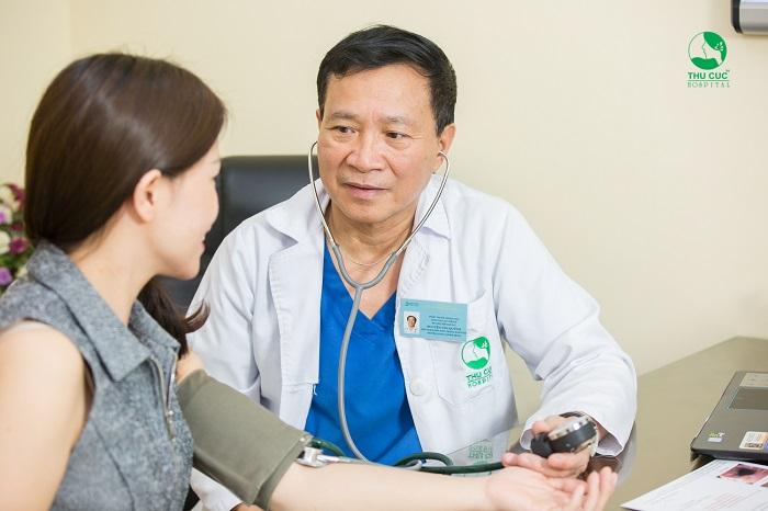 Chủ động tầm soát ung thư đường tiêu hóa để phát hiện sớm bệnh (nếu có)